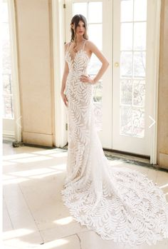 Designer Wedding Gowns, Wedding Dress Styles, Boho Wedding Dress, Mermaid Wedding, Boho Gown, Bohemian Bride, Bridal Boutique, Bridal Collection, Bridal Gowns