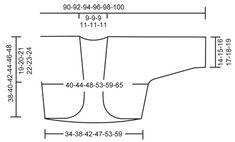 """DROPS 113-10 - DROPS bolero in garter st in 2 threads """"Kid-Silk"""". Size S - XXXL. - Free pattern by DROPS Design"""