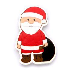 Imán Papá Noel | Detalles Infantiles