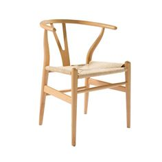 Hans Wegner Wishbone Chair Pot Interieur.