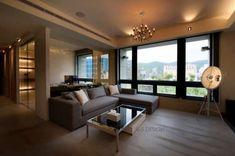 客廳的完美比例:什麼是理想的沙發尺寸、茶几大小與電視高度? Interior Design, Nest Design, Home Interior Design, Interior Designing, Home Decor, Interiors, Design Interiors