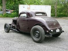 Hot Rods - Your Favorite Ford Fancy Cars, Cool Cars, Classic Hot Rod, Classic Cars, Custom Trucks, Custom Cars, F100 Rat Rod, Hot Rods, Traditional Hot Rod