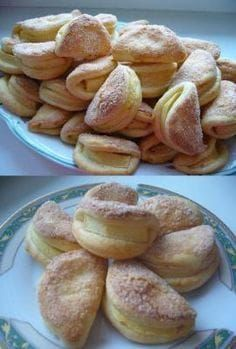 jabłkowe ciasteczka Polish Desserts, Polish Recipes, Cookie Desserts, Cookie Recipes, Raw Food Recipes, Sweet Recipes, Baking Recipes, Dessert Recipes, Delicious Desserts