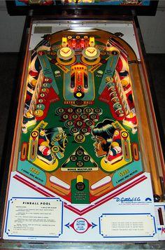 5 Must see vintage pinball arcades