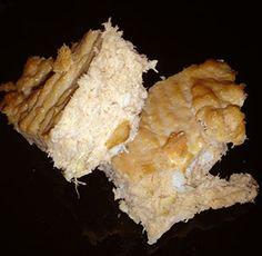 receta rápida de pastel de pescado
