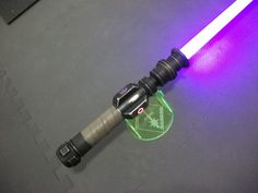 Dramath, another work of art from LDM custom sabers.
