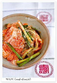 Beyond Kimchee: Kimchi, the easy version