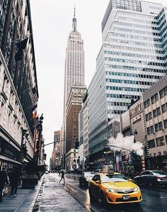 NYC New York City Travel Honeymoon Backpack Backpacking Vacation The Places Youll Go, Places To Visit, New York City, Breathing Fire, Voyage Usa, City Vibe, City Aesthetic, Dream City, Concrete Jungle
