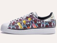 Admirers of Mary Katrantzou's singular style can rejoice: The London-based designer's second women's collection for Adidas Originals has landed.