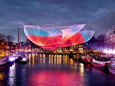 Amsterdam Light Festival - 4 december 2014 tot 18 januari 2015