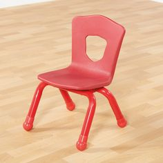 Siena Red Chair