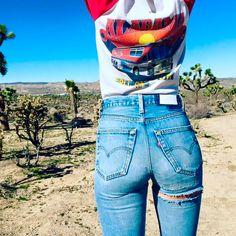 a92fa21d3 33 melhores imagens de Jeans rasgada-fashionista | Moda outono, Moda ...