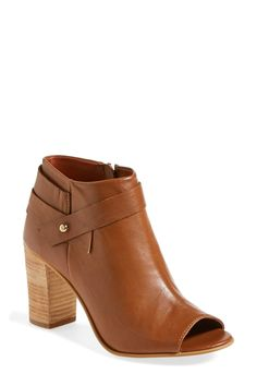 Steve Madden 'Now' Open Toe Bootie (Women) by Steve Madden on @nordstrom_rack