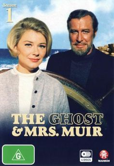 The Ghost And Mrs Muir: Season 1 MY ABSOLUTE FAVE OF THE OLDER TV SERIES!