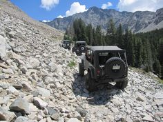 Ten Amazing Jeep Excursions in the Western United States - 4. Black Bear Pass