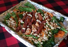 Steak Sheet Pan Dinner - Powered by @ultimaterecipe