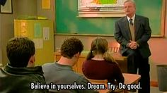 Mr. Feeny was loving and still held high expectations for Cory.   19 Reasons Why Cory And Mr. Feeny Had The Best Student-Teacher Relationship Ever