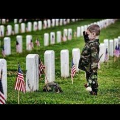 Let's show our respect for our military men and woman plus their families! <3