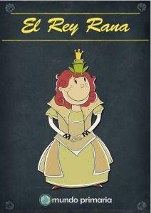 cuento infantil el rey rana