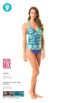 Bikini MiX Estampado