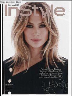 Jennifer Lopez - Instyle magazine - Feb 2016 - https://www.facebook.com/jenniferlopez/photos/a.207245160767.130755.5170395767/10153793156545768/?type=3