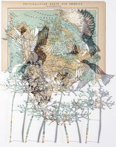 Creative Sketchbook: Claire Brewster's Delicate Paper World!