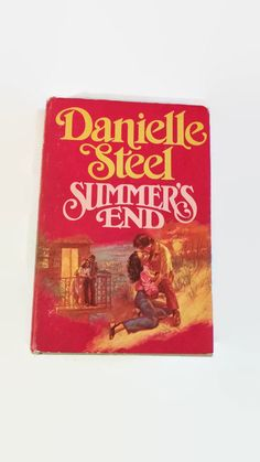Check out this item in my Etsy shop https://www.etsy.com/listing/485527274/summers-end-by-danielle-steel-hardcover