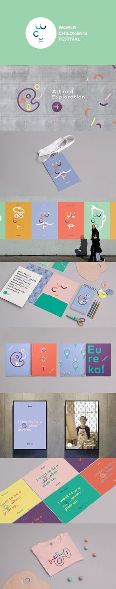 Corporate Brand Identities: A Showcase Of 40 Stunning Brand Kits To Inspire You – Design School: