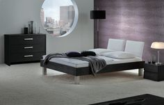 Bett HASENA OAKLINE Oak Sico Palma Bettgestell, Doppelbett - Wunderschöne Schlafzimmermöbel