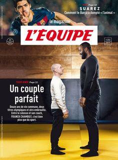 L'Équipe Magazine - Samedi 11 Février 2017 - N° 1804