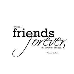 Elegant WordArt 2: Friends Forever  By Bethany @ ttp://elegantwordart2.blogspot.com/
