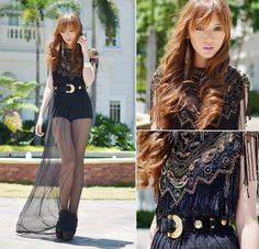 Camille Co is a 24 year old fashion designer and blogger of Camille Tries to Blog from Manila, Philippines.