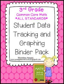 Young Teacher Love: Math Data Binders and a Freebie!!