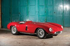 1955 Ferrari 750 Monza Spyder by Scaglietti Ferrari, Car Racer, Car Manufacturers, Sport Cars, Car Pictures, Vintage Cars, Vintage Racing, Antique Cars, Retro Vintage