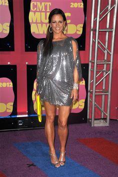 2012 CMT Music Awards-Sara Evans