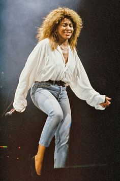 Tina Turner 1990 Foreign Affair Tour