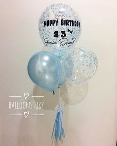 On budget go!!! 🔥Hot price 🔥 ~Only 190K full set~ Get 1 transparent balloon 3 balloon 12 inch *get Custom personalized massage Very worth it!!! • We make it under your budget!! Just tell us your budget we make it happens*** _______________________________________________________ 🎈We are not just your ordinary Balloons !!* 🎉 We are CREATIVE and DESIGNED your balloons for celebrate your moment🎉 • • • 🎈 Filled with a 100% of Helium Gas🎈 (Helium balloon gas is safe, non-flammable…