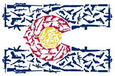Colorado Caliber sticker! Expressing our love of Colorado AND our support of the 2nd Amendment! Glossy or matte finish!