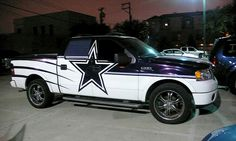 Dallas Cowboys Truck | Flickr - Photo Sharing!