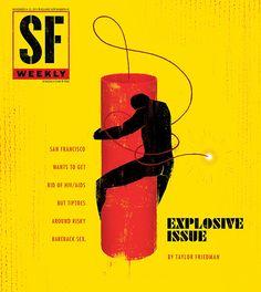 SF Weekly, illustration: Edel Rodriguez