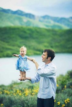 So doing this for a daughter/son with dad picture