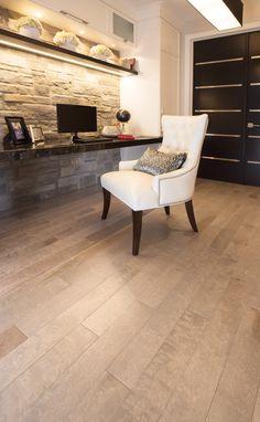 Mirage Floors, the world's finest and best hardwood floors. Yellow Birch Hudson…