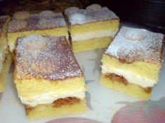 Rezept: Amarettini-Schnitte