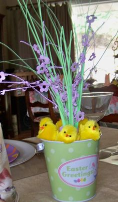 Great Site for Easter Ideas Easter Tables