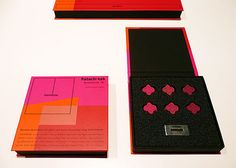 Just gorgeous packaging structure by Issimbow