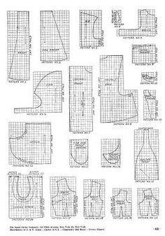 Free Sewing Patterns Aprons | Apron Patterns, Vintage & Retro Apron Patterns, Apron Sewing