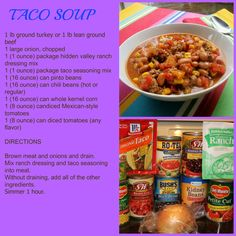 21 day fix approved Taco Soup.  Want more great family friendly Fix approved recipes check out my FB page