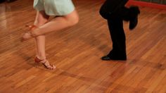 How to Do Basic Jive Steps   Ballroom Dance