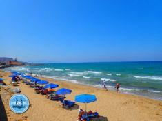 Naar Griekenland op vakantie in het laagseizoen standen Crete, Strand, Nars, Greek Islands, Mediterranean Sea, Holiday Destinations