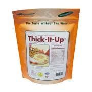 Thick-It-Up Low Carb Food Thickener: - Make Your Health Food Taste Like Junk Food - Great for Soups, Gravies, Sauces (Sugar Free!)